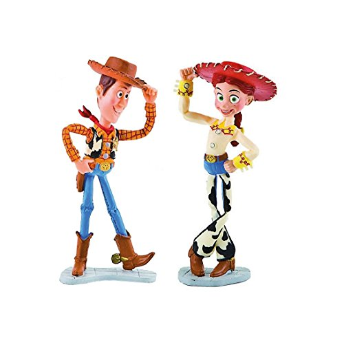 (Disney's Toy Story Jessie and Woody Birthday Party Cake)