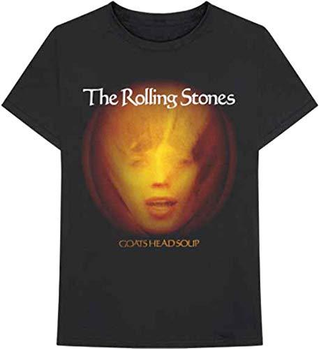 Rolling Stones Goats Head Soup T-Shirt (Large)
