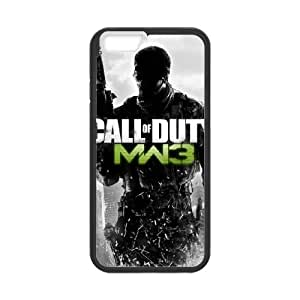 Unique Disigned Phone Case With Call Duty Image For iPhone 6,6S Plus