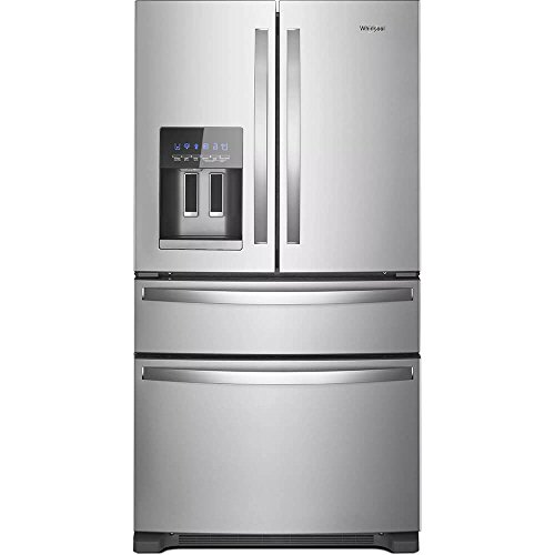 Whirlpool WRX735SDHZ 25 Cu. Ft. 4-Door French Door Refrigera