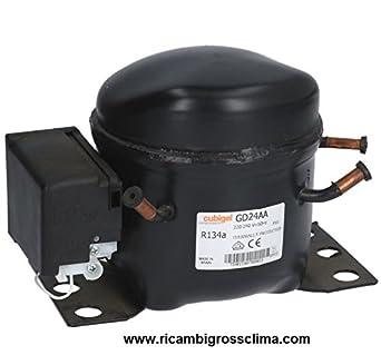 Compresor Nevera cubigel gl99aa-b: Amazon.es: Industria, empresas ...