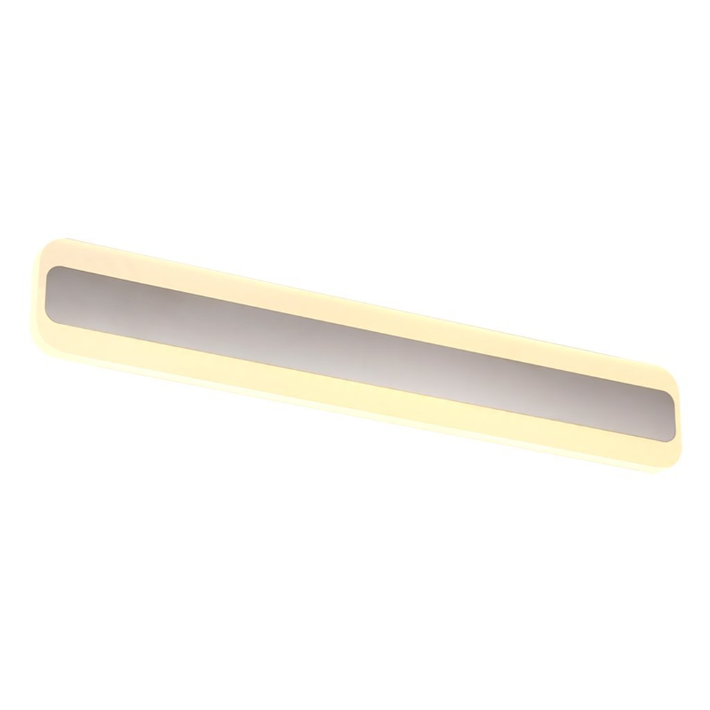 badezimmerlampe LED-Spiegel-Licht, Badezimmer-Licht-Spiegel-helles angebrachtes Licht-Nebel-Licht-einfache moderne Verfassungs-Lampen (Farbe   Warmes Licht-24W 70CM)