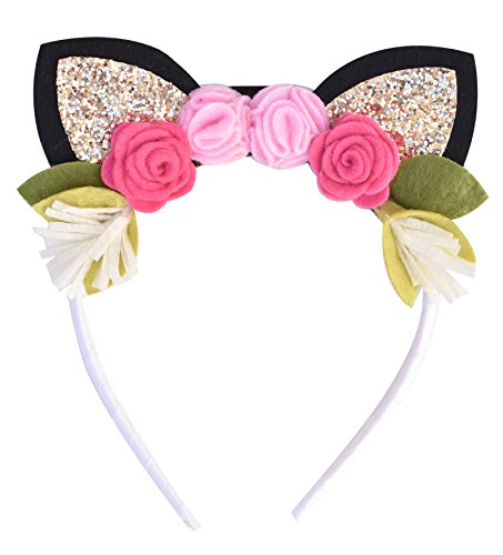 California Tot Baby Girl's Cosplay Crown or Headband set of 1 or 3 - http://coolthings.us