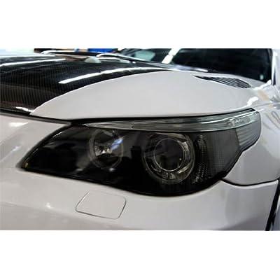 DIYAH 12 X 48 Inches Self Adhesive Headlight, Tail Lights, Fog Lights Tint Vinyl Film (Light Black): Automotive
