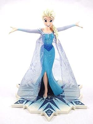 Disney Parks Authentic Frozen Elsa Figurine! Brand New!