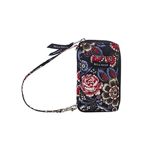 Serafina Floral Wristlet Wallet (Belle Pics Of)