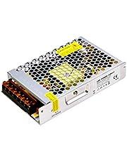 Dapenk Caja de Aluminio Ultra Fina para Interiores con Malla Fuente de alimentación de la Serie CPS 250W 24V para Bombilla LED (CPS250-W1V24)