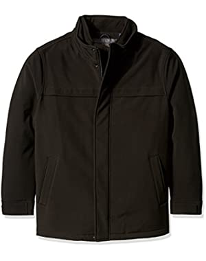 Men's B&t Soft Shell Jacket with Hood