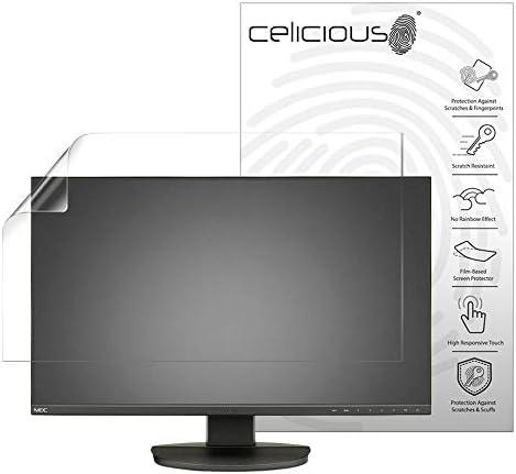 Celicious Vivid Plus Mild Anti-Glare Screen Protector Film CompatibleNEC MultiSync MonitorEA271F [Pack of 2]