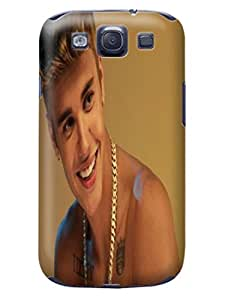 TPU Waterproof fashionable Justin Bieber Pretty Cool Case Cover for Samsung galaxy s3