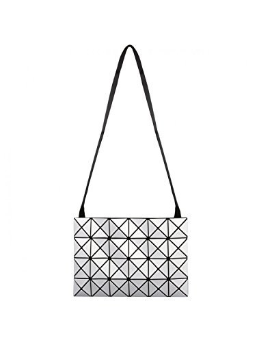 Crossbody Lightweight Prism Bag Bao Issey White Miyake Bao HnqUXqY