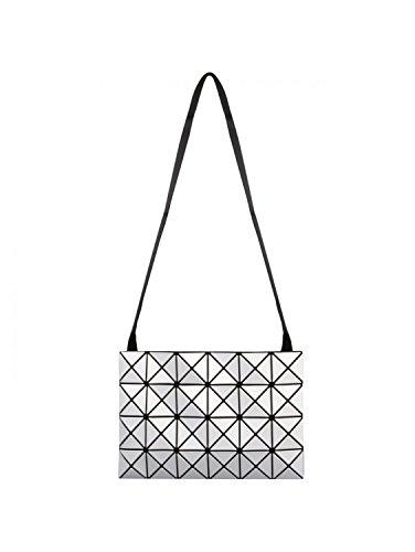 Crossbody Bag Lightweight White Bao Bao Prism Miyake Issey xB48wnq6