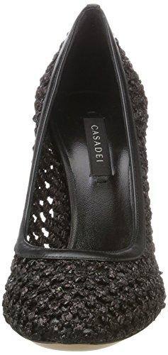 Casadei Ladies 1f236 Pumps Black (nero)