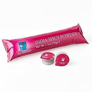 10 Capsule Hausbrandt Caffè India Spicy Powder. Miscela di caffè 100% Arabica tostato e macinato confezionato in capsule monodose