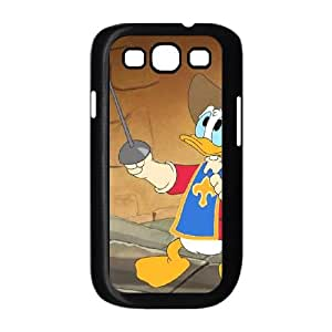 Three Musketeers, The (Animated) Samsung Galaxy S3 9300 Cell Phone Case Black Phone cover F7629080