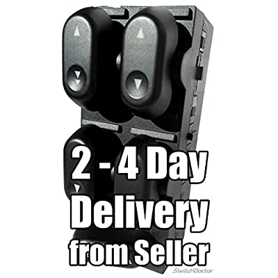 SWITCHDOCTOR Window Master Switch for 2004-2008 Ford F-150 and 2003-2006 Ford Expedition: Automotive