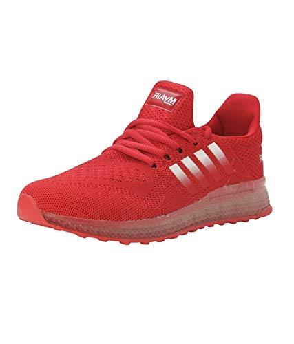 3fc0ea196acc VIR SPORT Air Red Men s Running Shoes (Size  6)  Buy Online at Low ...