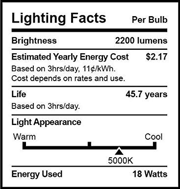 Sunco Lighting 24 Pack 4FT T8 LED Tube, 18W=40W Fluorescent, Clear Cover, 5000K Daylight, Single Ended Power (SEP), Ballast Bypass, Commercial Grade - UL & DLC Listed by Sunco Lighting (Image #3)