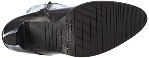 Tamaris 25581 Botas de Caño Alto para Mujer negro - negro