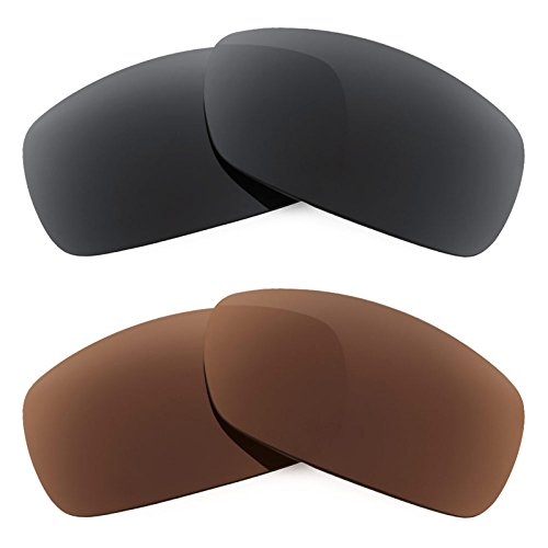 Revant Replacement Lenses for Ray Ban RB4057 2 Pair Combo Pack - Lenses Rb4057 Replacement