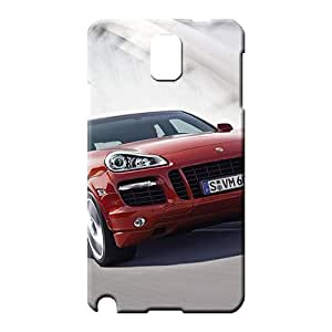 samsung note 3 Shock Absorbing New Arrival For phone Protector Cases cell phone shells porsche cayenne turbo