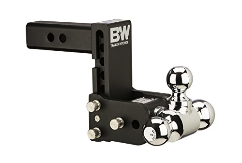 Stow Magnum Receiver Hitch Ball Mount (Tow Stow Receiver Hitch)