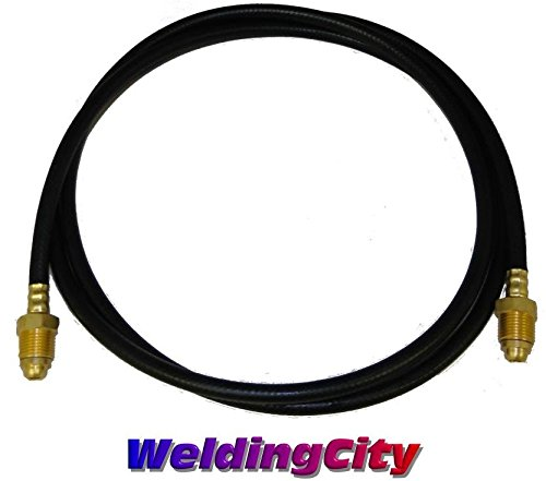 WeldingCity Rubber Gas Hose 6 for Miller LincolnTIG Welding Torch 9 /& 17