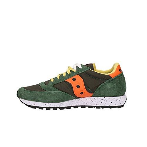 2018 verde 2044 autunno Saucony arancio Verde colore collezione nuova inverno 414 2017 Arancio JAZZ 84vq1