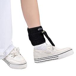 OBER Adjustable Ankle Brace Support AFO Orthotics Strap Elevator Plantar Fasciitis Foot Cramps Preventing Foot Drop