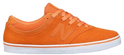 NEW BALANCE NUMERIC Skate Shoes QUINCY BURNT ORANGE/TANG ORANGE Sz 13