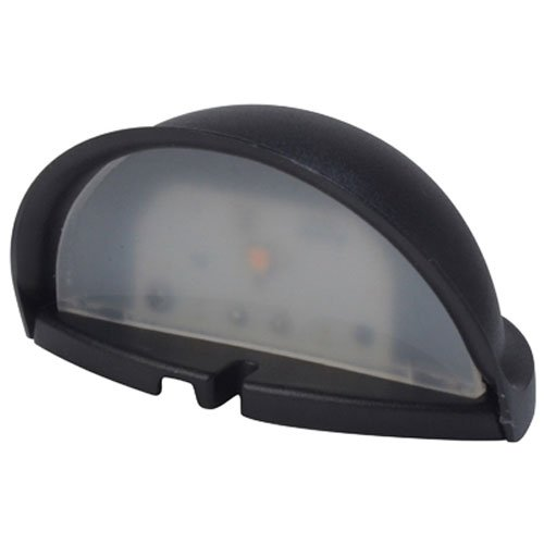 Moonrays 95552 LED Deck Sconce, Black by Moonrays