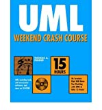 img - for [ { UML WEEKEND CRASH COURSE [WITH CDROM] (WEEKEND CRASH COURSE) } ] by Pender, Thomas A (AUTHOR) Nov-01-2002 [ Paperback ] book / textbook / text book