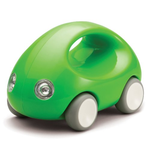 Kid O Go Car Early Learning Push & Pull Toy - Green