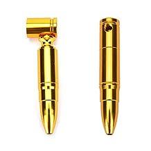 Aluminum Bullet-shape Design Multi-functional Holder
