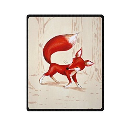 Quilted Fox Trim - 1
