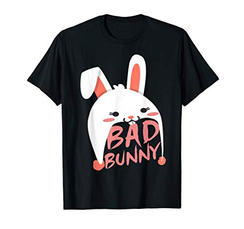 Bab bunny rabbit tshirt for siblings, friends, youth, classm