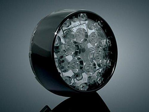 Kuryakyn 5458 Rear Turn Signal LED Light with Smoke - Led Kuryakyn Turn Signals