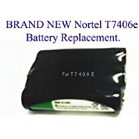 95AAAHC3BXZ - BRAND NEW Nortel T7406e, NT8B45AA, Battery Replacement. CPH-525