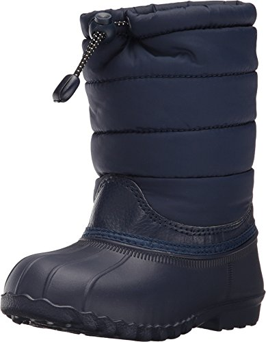 Native Kids Shoes Unisex Jimmy Puffy  Regatta Blue/Regatta B