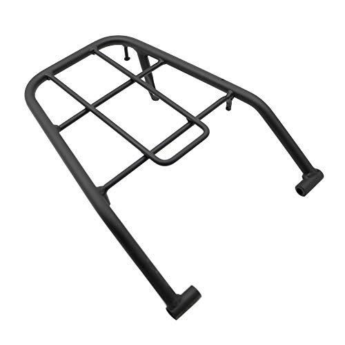 Saddlebag Racks (Motoparty Rear Seat Luggage Carrier Rack For Honda CRF250L CRF 250L Rear Fender Rack Saddlebag Cargo Shelf Bracket 2012-2017)