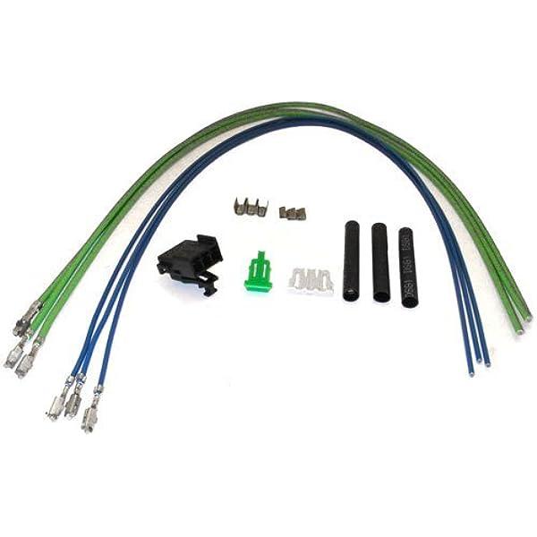 Amazon.com: 05102406AA Mopar Blower Resistor Harness Pigtail Wiring:  AutomotiveAmazon.com