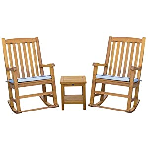 41wZBut31hL._SS300_ Teak Rocking Chairs For Sale
