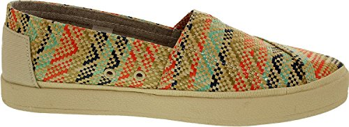 Avalon Zapatos TOMS TOMS Mujer Natural Avalon qPE8wSx