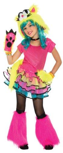 [Party Cat Tutu Costume, Medium] (Warm Halloween Costumes For Kids)