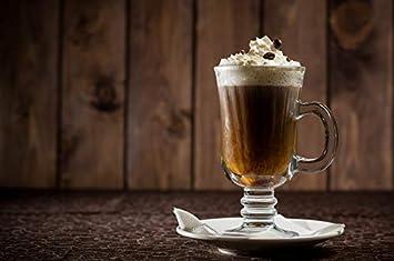 Topkapi 250.670 – Café irlandés, ponche, Vino Caliente, Chocolate Caliente Taza con asa, Modelo 44856 ~ 225 ML, 6 Unidades, II. Wahl