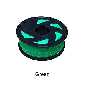 Amazon.com: W-Shufang,3D High intensit ABS Filament 3D ...
