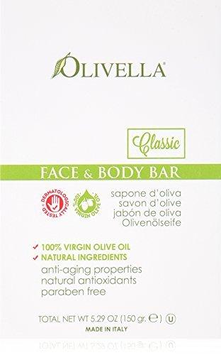 Olivella Soap Bar 156 ml Face & Body by Olivella