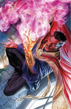 Doctor Strange Folded Promo Poster 2