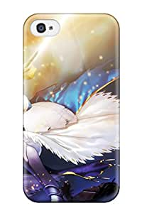 For Iphone 4/4s Fashion Design Fate/stay Night Case-TpZBVXN15959UdbOc