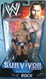 WWE The Rock 1998 Survivor Series Figure - Heritage Series PPV #10